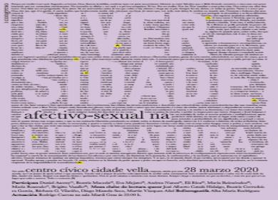 I Congreso Diversidade afectivo-sexual na literatura. A Coruña