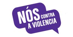 Nós contra a violencia. Ribadavia