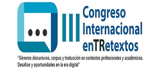 III Congreso Internacional enTRetextos. Alacante