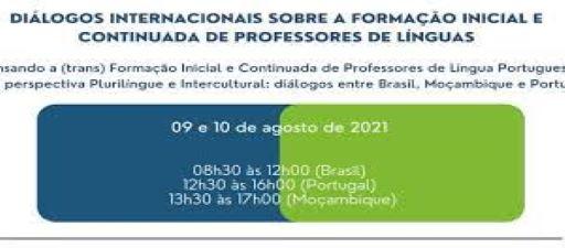 Diálogos Internacionais sobre a Formação Inicial e Continuada de Professores de Línguas. En liña