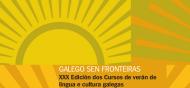 XXX edición dos Cursos de lingua e cultura galegas 'Galego sen fronteiras'. Santiago de Compostela