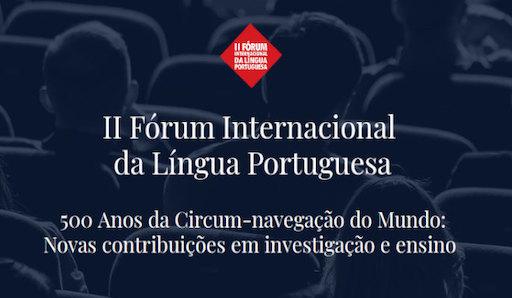 II Fórum Internacional da Língua Portuguesa. Madrid