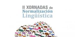 II Xornadas de Normalización Lingüística. Debate e reflexión sobre a lingua no ensino. En liña