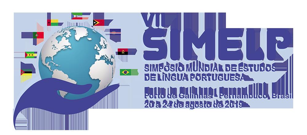 VII Simpósio Mundial de Estudos da Língua Portuguesa (SIMELP). Porto Galinhas (Brasil)