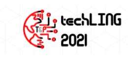 VI Congreso internacional de lingua, lingüística e tecnoloxía. En liña