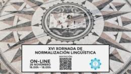 XVI Xornada de Dinamización Lingüística. En liña