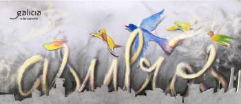 Fene acolle a estrea de Asubíos, a nova peza teatral de dinamización lingüística do FalaRedes