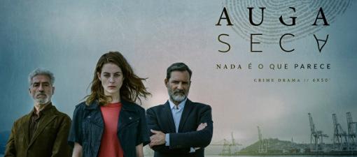 """A serie """"Auga Seca"""" convértese no primeiro contido en galego de HBO España"""
