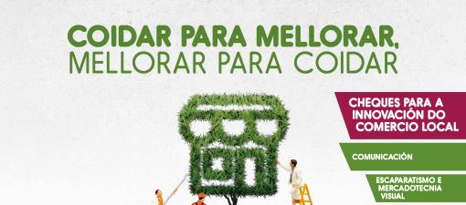 El Ayuntamiento de Santiago convoca ayudas para la comunicación en gallego en el sector del comercio