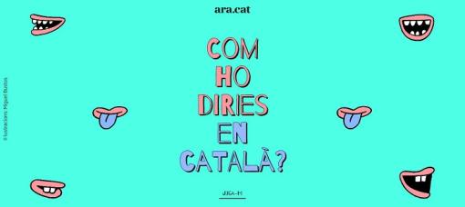 Un nuevo juego interactivo ofrece alternativas en catalán a préstamos innecesarios