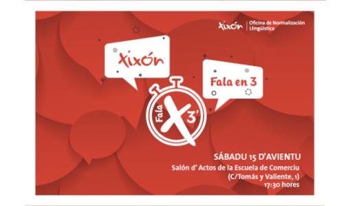 O Concello de Xixón organiza un concurso para impulsar o uso do asturiano