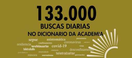 O Dicionario da Real Academia Galega incorpora varios termos relacionados coa actual pandemia