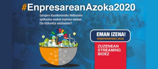 Hernani acollerá a feira Enpresarean Azoka, na que se analizará a relación entre empresa vasca, desenvolvemento sustentable e diversidade lingüística