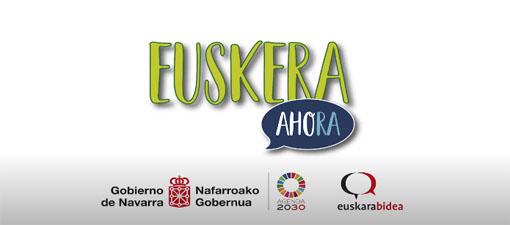"""O Goberno de Navarra fomenta a aprendizaxe do éuscaro a través da campaña """"Euskara ahora"""" e a convocatoria de axudas"""