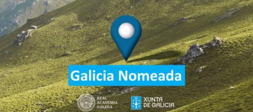 A Xunta presenta 'Galicia Nomeada', unha plataforma de referencia na salvagarda e divulgación do tesouro toponímico