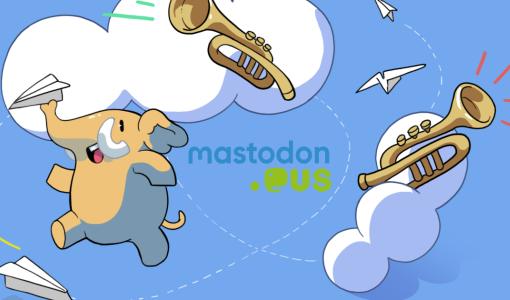 Nace Mastodon.eus, unha nova rede social para comunicarse en éuscaro
