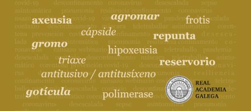 O Dicionario da Real Academia Galega incorpora novas voces relacionadas coa pandemia