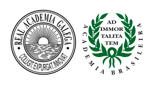 La Real Academia Gallega firma un acuerdo de colaboración con la Academia Brasileña de Letras