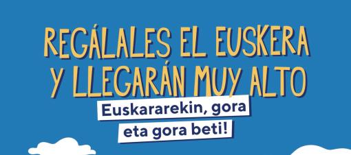 Euskarabidea presenta unha campaña para fomentar o uso do éuscaro entre novos falantes