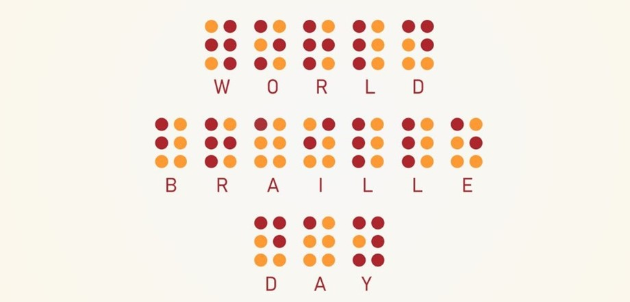 A Organización das Nacións Unidas celebra o Día Internacional do Braille