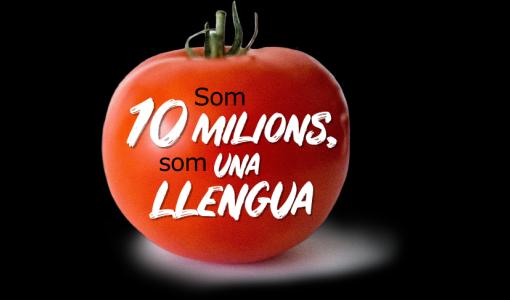 Ponse en marcha unha campaña para reclamarlles aos gobernos que traballen pola unidade da lingua catalá