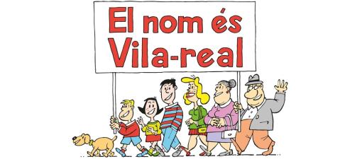 Lanzan un GIF co topónimo Vila-real para darlle visibilidade nas redes sociais ao nome correcto da cidade